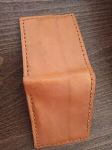 Handmade Leather Wallet Corter Leather Sample
