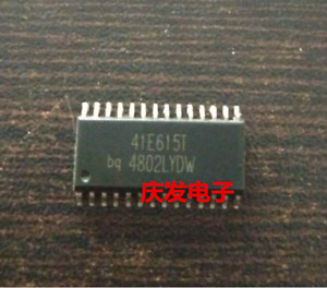 1PCS/5PCS BQ4802LYDW RTC CLK/CALENDAR PAR IC SOP28