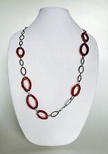 Antica Murrina Broadway--Murano Glass Link Chain Necklace+bracelet+Earrings