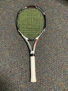 Dunlop Srixon Revo CV 5.0 OS Tennis Racquet 4 3/8 Strung