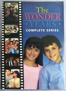 The Wonder Years Complete Series. Seasons 1-6 (DVD,  22-Disc Box Set) US Seller