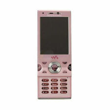 NEW ✔ SONY ERICSSON W995 | ✔ UNLOCKED ✔ | PINK | VINTAGE Slide Phone