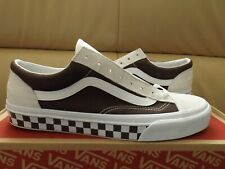 Vans Classic Style 36 BMX Men's Shoes Size 10 Checkerboard Brown VN0A3DZ3UD8