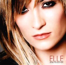 Elle - Behind The Velvet Rope CD 2008 Jaded Enterprises *NEW * STILL SEALED*