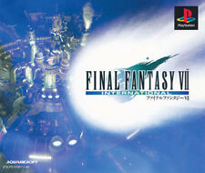 Final Fantasy VII International  PS1 Playstation 1 Japan Import   N.Mint/Mint