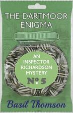 Dartmoor Enigma : An Inspector Richardson Mystery: By Thomson, Basil