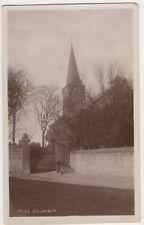 Pool Church near Leeds, Eric P. Glover RP Postcard B885