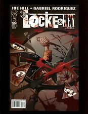 Locke & Key #3 (1st Prt) NM Joe Hill Bode Kinsey & Tyler Locke Sam Lesser