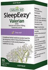 Valerian Root Extract 150mg (SleepEezy) 750mg-900mg Valerian root - sleep