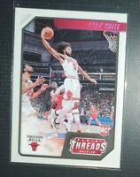 COBY WHITE RC PINK PARALLEL 2019-20 PANINI CHRONICLES THREADS #95 ROOKIE MINT