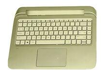 New Genuine HP Split x2 13-R010dx Palmrest Touchpad Keyboard 778938-001
