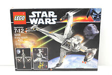 Lego #6208 Star Wars B-Wing Fighter 2007 Factory Sealed 435 pcs Building Toy NIB
