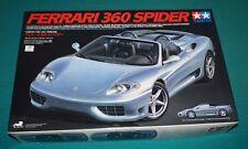 Ferrari 360 Spider Tamiya 1/24 Complete & Unstarted