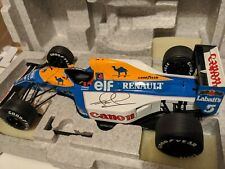 Exoto F1 Signed N Mansell 1:18