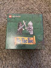 Rare Lego Castle Game: Tic Tac Toe (Noughts & Crosses)