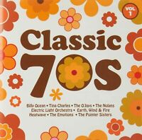 Classic 70s Vol 1 / Various  BRAND NEW SEALED MUSIC ALBUM CD - AU STOCK