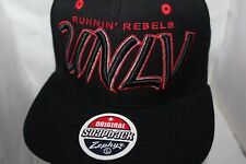 UNLV Runnin  Rebels Zephyr NCAA Headliner Snapback 1271977ee9b8