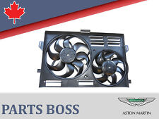 Aston Martin DB9 2008-2012 Used Complete Cooling Fan Assembly OEM 8D338C607A