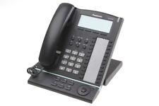 Panasonic KX-NT136 VoIP Systemtelefon // schwarz // KX-NT136NE-B // B-Ware