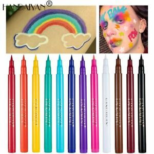 Long-lasting DIY Smooth Eye Pen Liquid Eyeliner Pencil Quick-dry Makeup Tools