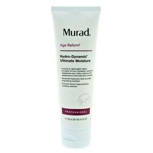 Murad Hydro-Dynamic Ultimate Moisture PRO Size 4.3oz / 130ml NEW FRESHEST