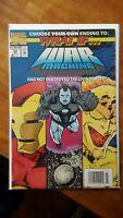 WHAT IF 63 War Machine Marvel High Grade Comic Book RM13-21