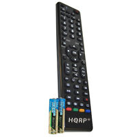 "HQRP Remote Control for Philips 42""-60"" Series LCD LED HD TV 1080p 3D Ultra 4K"