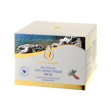 Anti-Aging Obliphicha Cream SPF-30 Dead Sea 50 ml Paraben Free