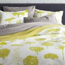 NIP Crate & Barrel Marimekko Rantapuisto Citron Duvet Cover King Sold OUT
