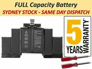 """Battery for Apple MacBook Pro 15"""" Retina A1398 mid 2015 A1618 FAST CHARGING"""