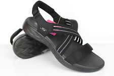 Skechers Women's On The Go 600 Outings Sandal Size 10 Black 140153