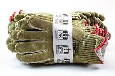Knit Cut Resistant Work Gloves Cut Level A4 Pip Kut-Gard (07-KA740) MED (12Prs)