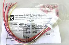 4R70W 4R75W AODE EXTERNAL REPAIR ELECTRICAL HARNESS UNIVERSAL AX4N AX4S 4F50N