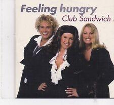 Feeling Hungry-Club Sandwich cd single