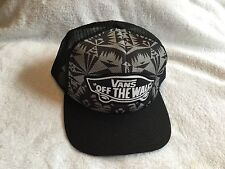 Vans off the wall Aztec trucker snap back Unisex One Size Cap/Hat Free Postage