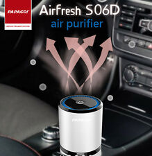2017 PAPAGO air fresh S06D air purifier / PM2.5 / USB design for charge/3 Colors