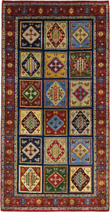 Gabbeh Teppich Rug Carpet Tapis Tapijt Tappeto Alfombra Orient Perser Gashgai