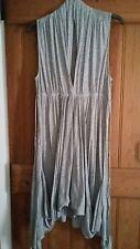 AllSaints Cotton Asymmetric Hem Dresses for Women