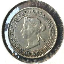 Ceylon 1892  10 Cents