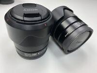 Sony SEL 28mm F/2 FE Lens SEL28F20