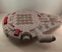 StarWars Millennium Falcon Sounds Of The Force 1997 Tiger Elec RARE TESTED WORKS