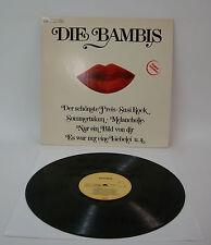 Die Bambis - Der schönste Preis / Susi Rock | EMI 1984 | LP: Near Mint