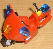 Lego City 1 Motorrad in rot
