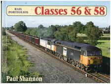 Rail Portfolios: Classes 56 & 58  - Paul Shannon