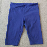 """Lucy Revolution 11"""" Running Fitted Shorts Women's XS athletic woven stretch"""