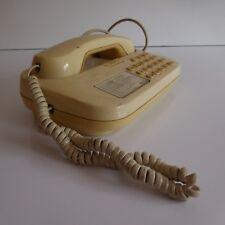 Téléphone à touches MATRA COMMUNICATION TM1 art déco design XXe PN France