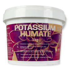Potassium Humate Fertiliser  1kg SREDA Natural Organic Plant Fertilizer