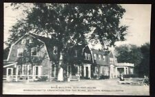 SCITUATE, MASS. C.1930 PC.SUNLIGHT HOUSE MASS. ASSOC. FOR THE BLIND, DATED 1968