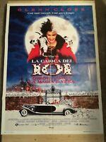 LA CARICA DEI 101 Manifesto Film 2F Poster Originale Cinema 100x140 DISNEY