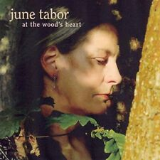 June Tabor - at the woods heart [CD]